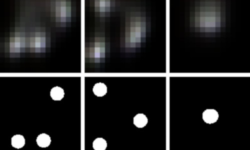 Researchers recreated visual elements in an out-of-view video